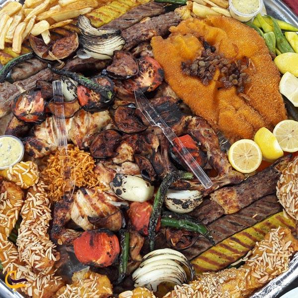 تصویری از رستوران شب نشین اصفهان