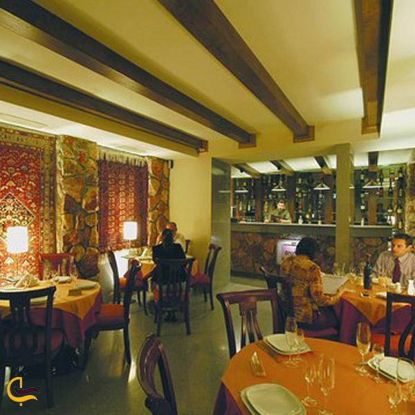 تصویری از رستوران شیروان ایروان