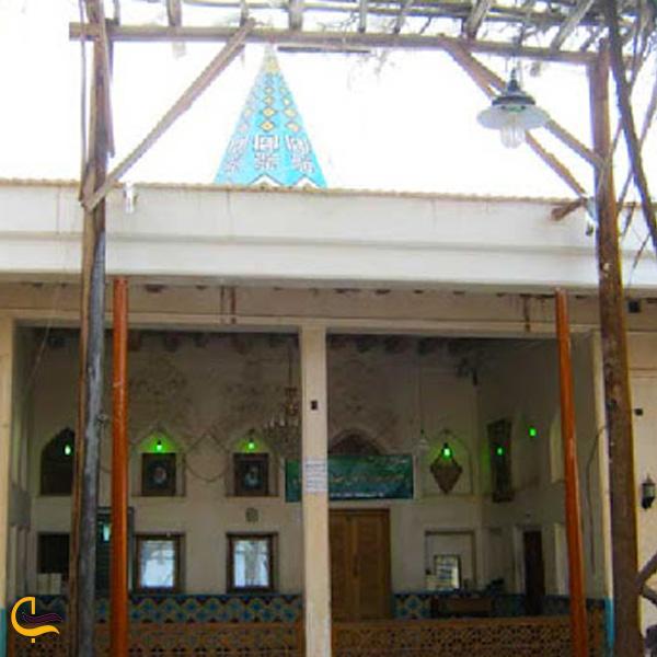 تصویری از زیارتگاه شاهزاده یحیی و شاهزاده عیسی