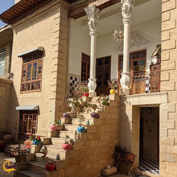 تصویری از اقامتگاه بومگردی سی راه شیراز
