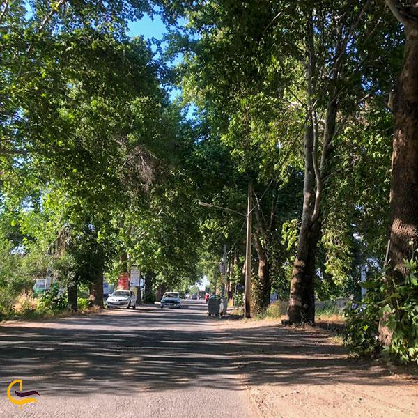 عکس ویلا در روستای سنقر آباد