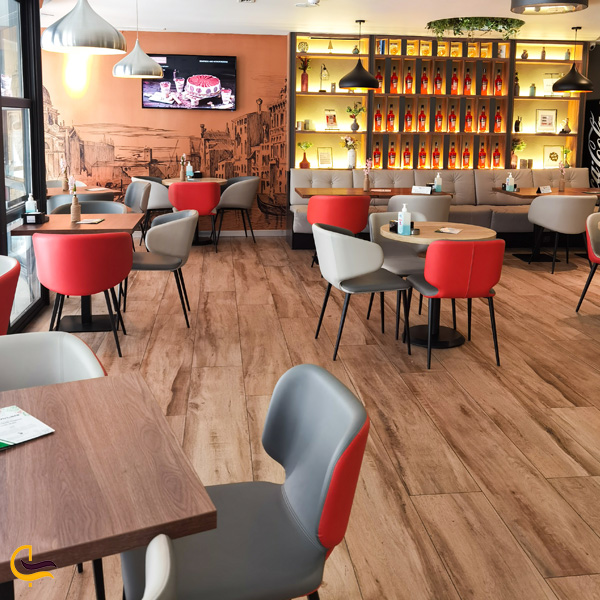 تصویری از کافه رستوران سوریسو ایروان