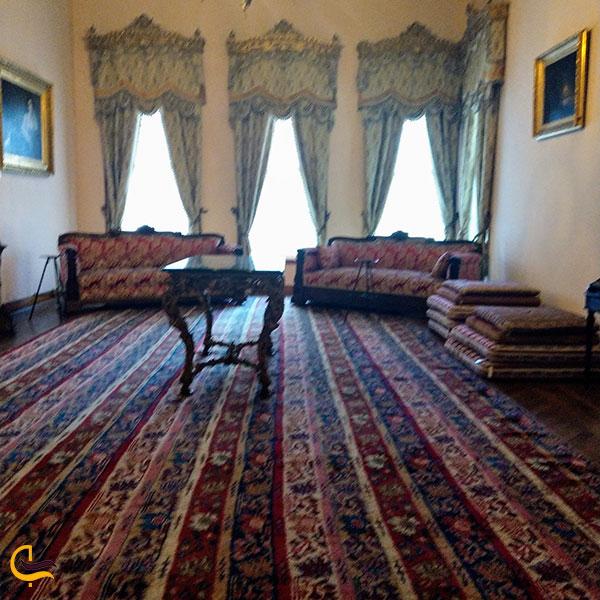 عکس سوئیتهای سلطان در کاخ دلما باغچه
