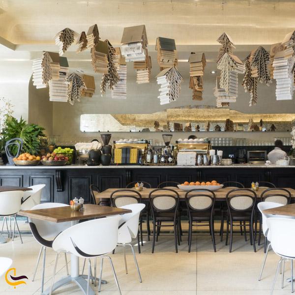 تصویری از رستوران Tashas