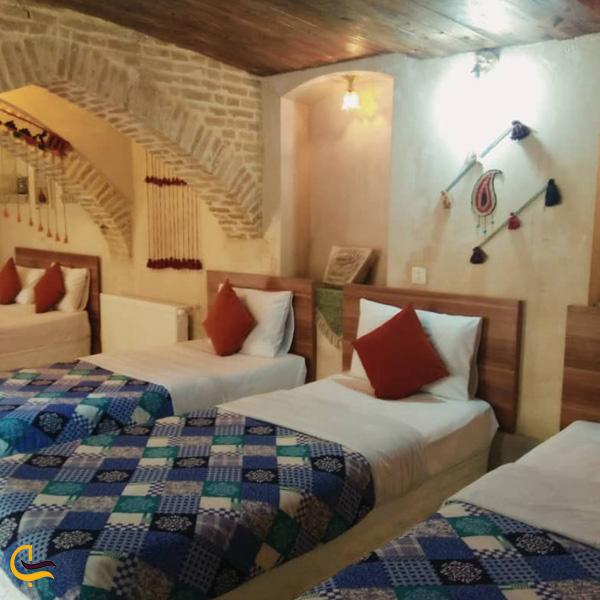 تصویری از اقامتگاه سنتی ماه منیر
