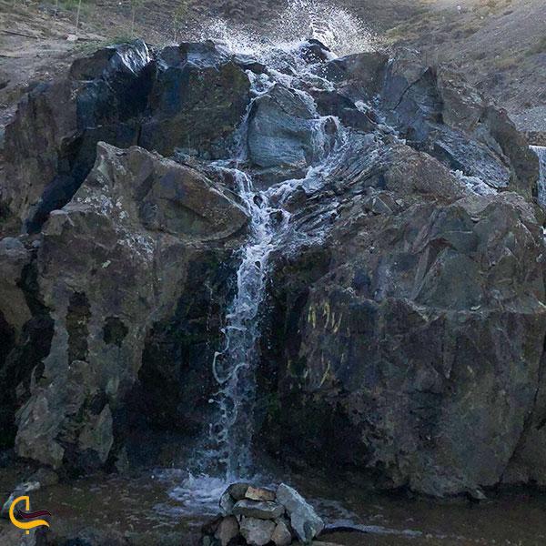 عکس آبراهه مجموعه تفریحی کوهشار مشهد