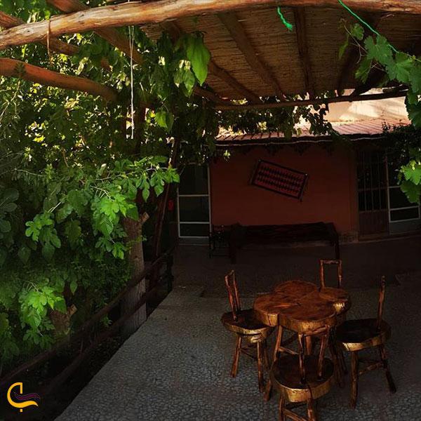 عکس اقامتگاه بوم گردی ورگان در کهک