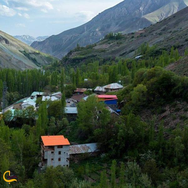 عکس روستای کلها