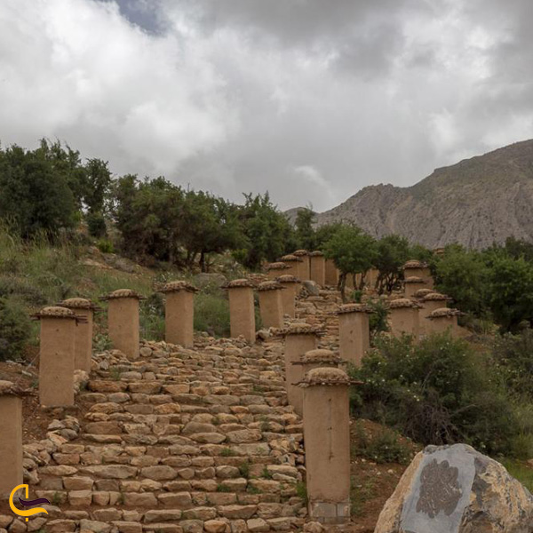 تصویری از پارک کوهستانی دراک