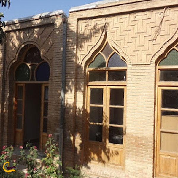 تصویری از خانه تاریخی قدوسی