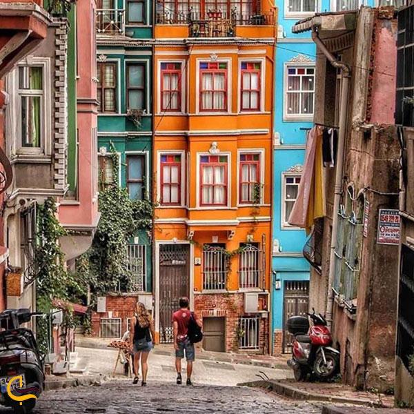 تصویری از محلههای بالات و فنر