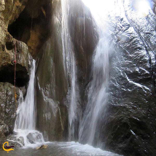 تصویری از آبشار ارتکند