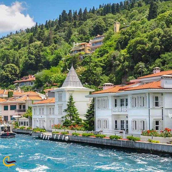 تصویری از جزایر نُهگانه پرنس