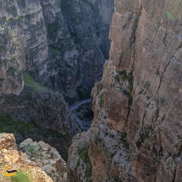 تصویری از تنگه هایقر