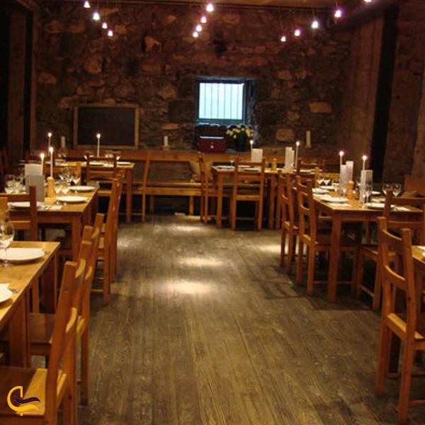 نمایی از رستوران کلاب ایروان