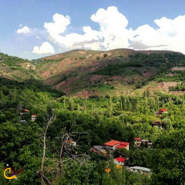 تصویری از روستای امامه