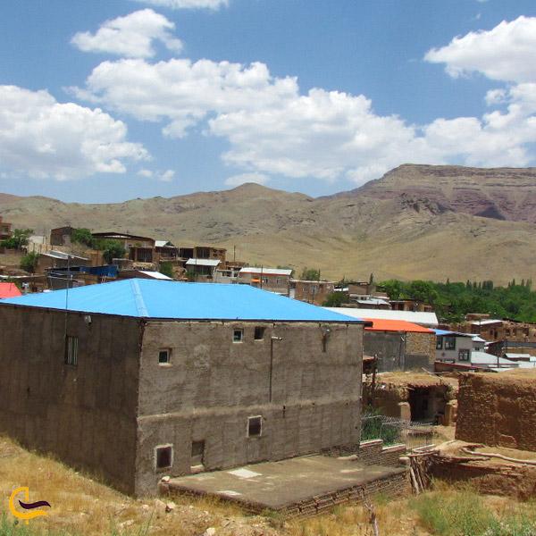 تصویری از روستای بیجگان