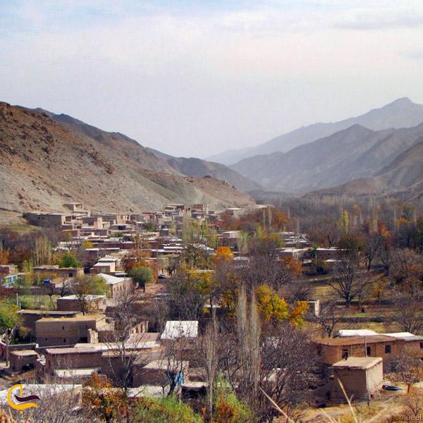 تصویری از روستای خور