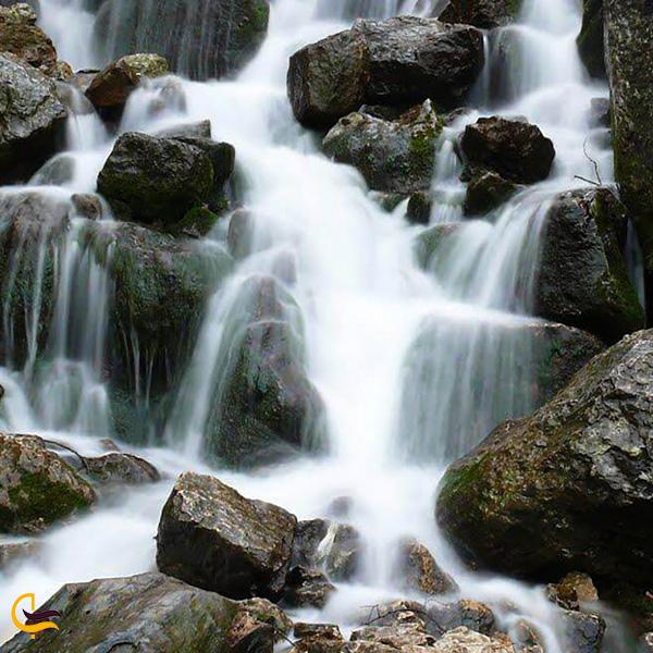 تصویری از آبشار سواسره