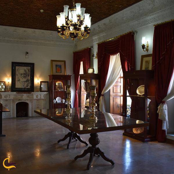 تصویری ازموزه خانه ی تاریخی ملک