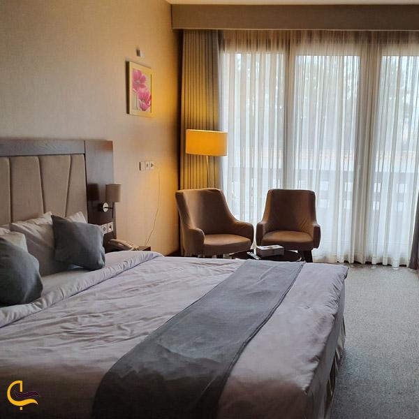 تصویری از هتل امیران نیشابور