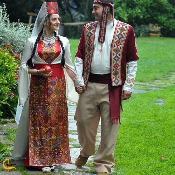 عکس لباسهای ارمنی درارمنستان