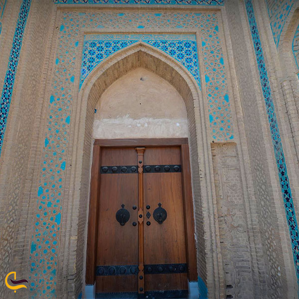 عکس مسجد جامع اشترجان در فلاورجان