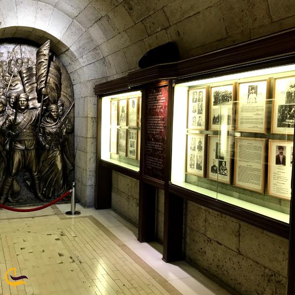 تصویری از موزه آتاتورک