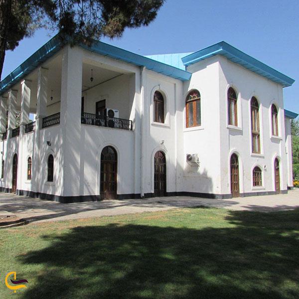 عکس کتابخانه بوستان آزادگان