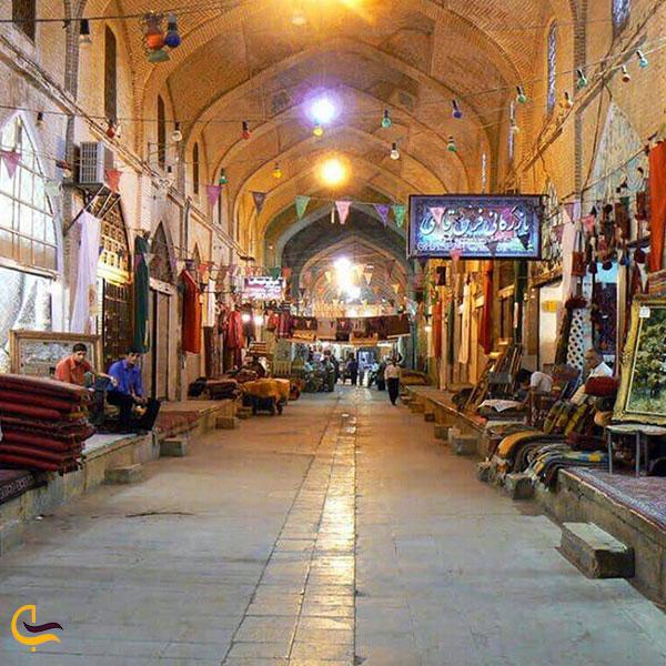 تصویری از بازار سر شور مشهد