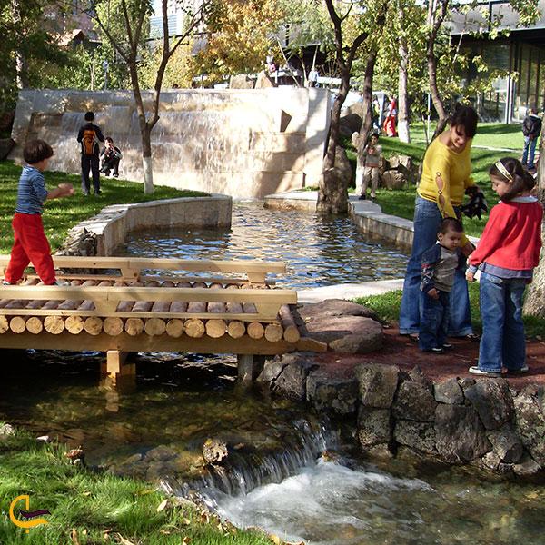عکس فوارههای زیبا پارک عشاق ایروان