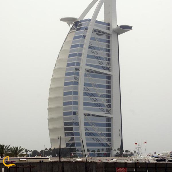 تصویری از برج العرب دبی