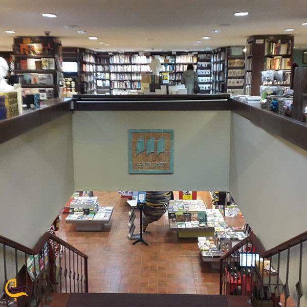 عکس فضای داخلی شهر کتاب مرکزی