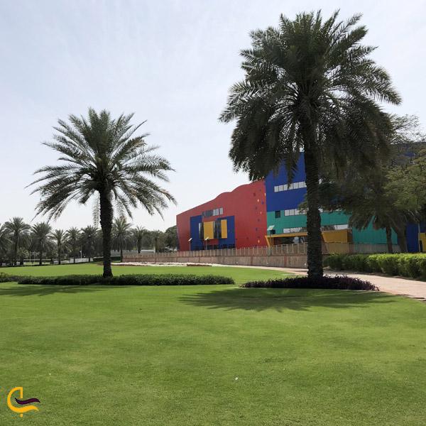 تصویری از شهر کودکان دبی