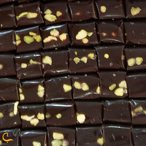 تصویری از شکلات رسته