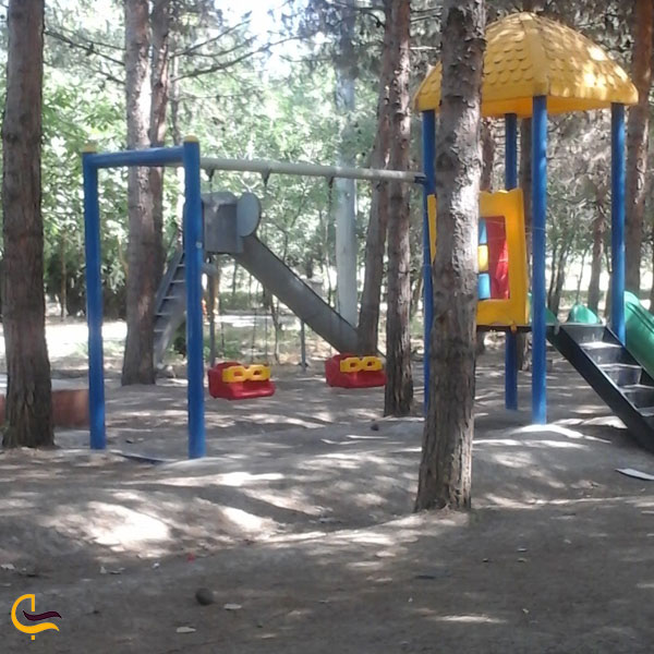 تصویری از پارک جنگلی تپه نرگس