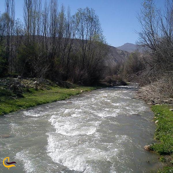 عکس رودخانه دلیچای