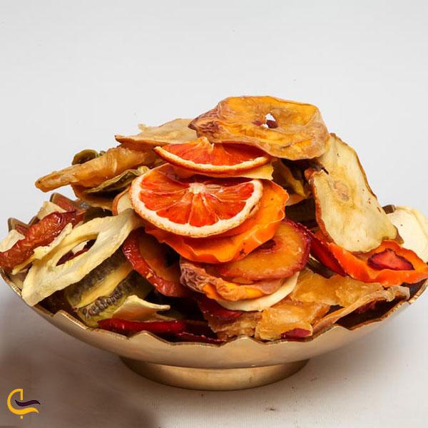 عکس میوههای خشک سوغات ارمنستان