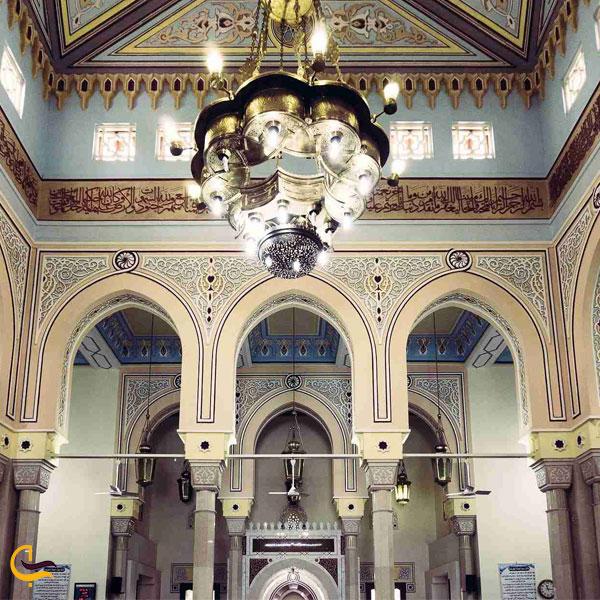 تصویری از معماری مسجد جمیرا