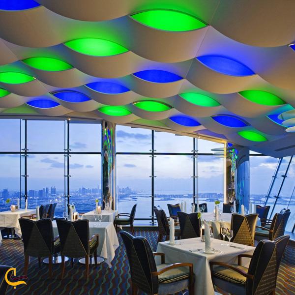 تصویری از رستوران المنتهی