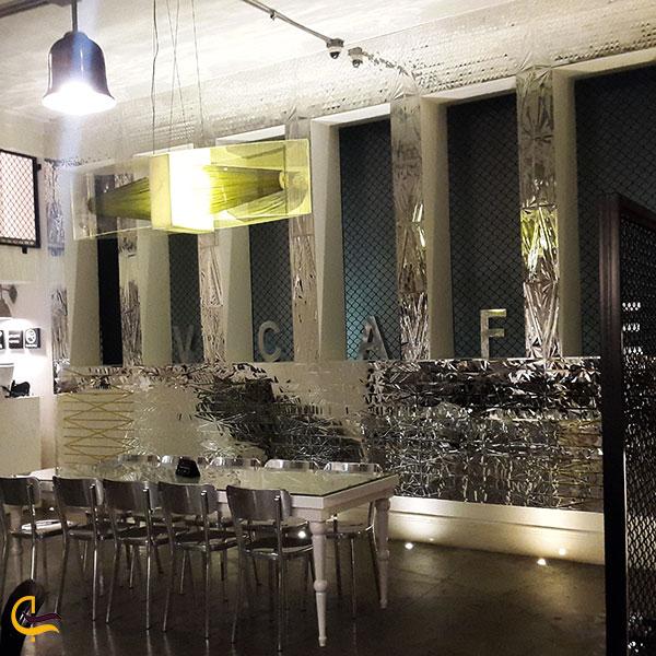 عکس کافه وی فلسطین