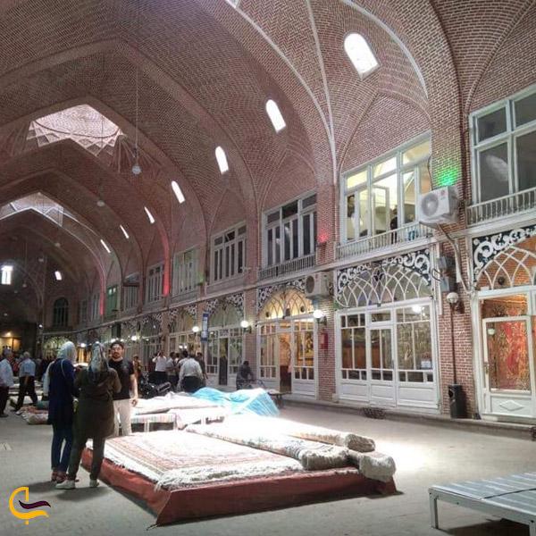 تصویری از بازار تبریز