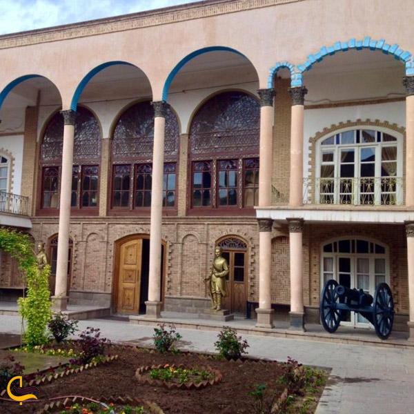 تصویری از خانه مشروطه تبریز