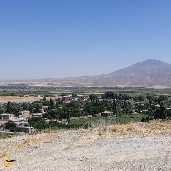 تصویری از تاریخچه شهر سرو