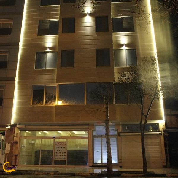 تصویری از هتل رهپویان عدالت