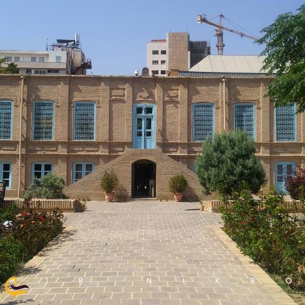 تصویری از خانه ملک مشهد