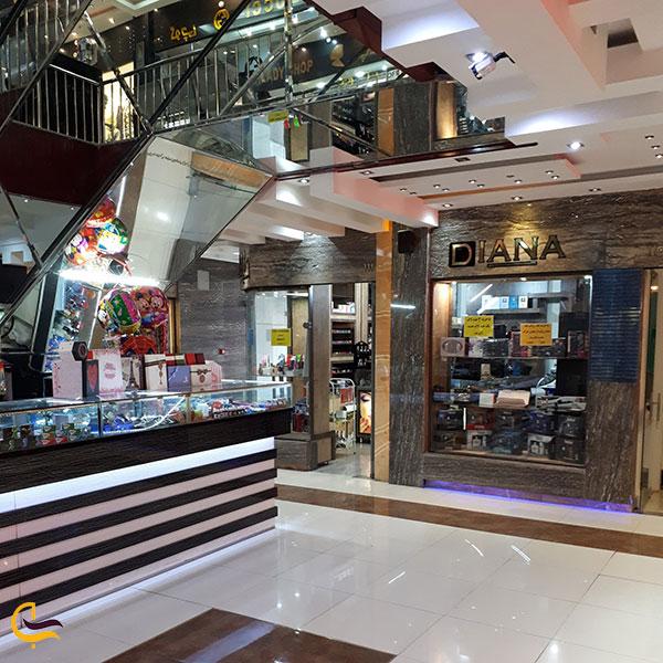 عکس فضای داخلی مرکز خرید الهیه