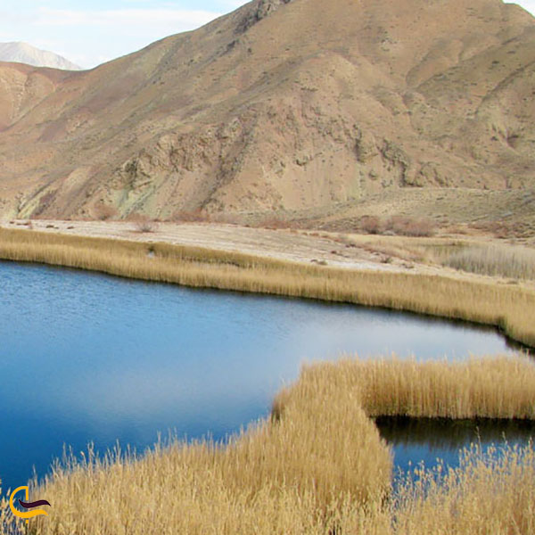 عکس معرفی دریاچه آهنک فیروزکوه