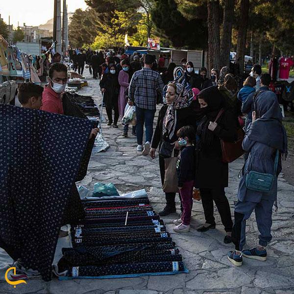 عکس جمعه بازار کرمانشاه