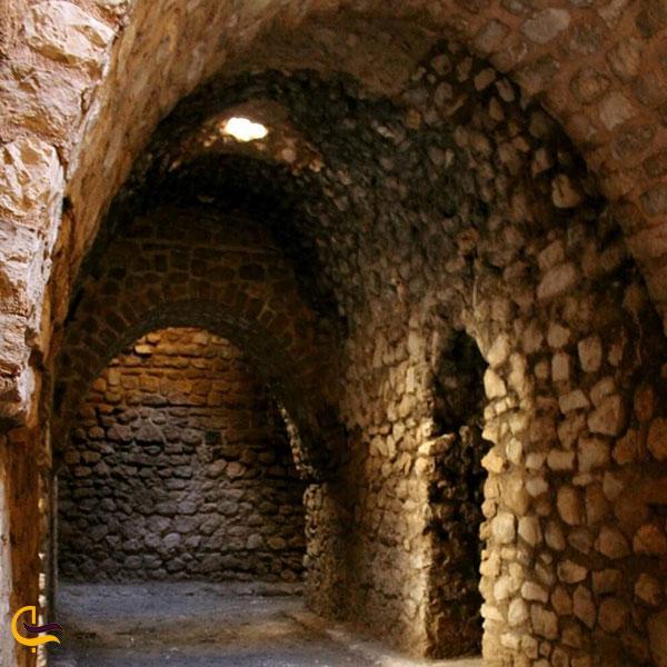 عکس قلعه منیژه